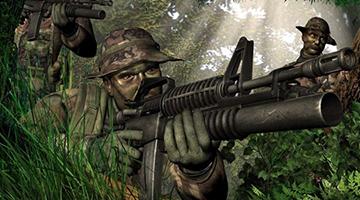 丛林游击队