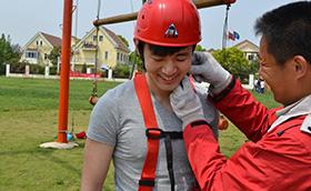 毕能高(中国)管理集团拓展培训活动