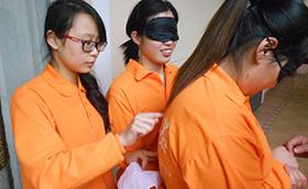 上海亦蓁健康管理咨询有限公司2013拓展培训活动上海亦蓁,拓展培训,拓展活动,体验式培训,韦红光案例