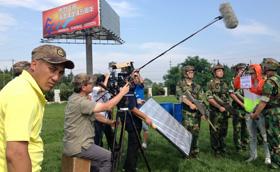 上海造币有限公司微电影《兄弟连》拍摄留念活动上海造币,真人cs野战,微电影,兄弟连,李金山案例