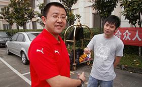 合众人寿-第二批 团队熔炼拓展训练合众人寿,拓展训练,上海拓展,合众人寿上海分公司,李金山案例