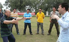 合众人寿-第四批 团队熔炼拓展训练合众人寿,拓展训练,上海拓展,合众人寿上海分公司,李金山案例