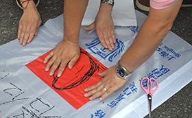 沙提(上海热熔胶)拓展训练活动沙提,拓展活动,拓展训练,拓展训练活动,李金山案例