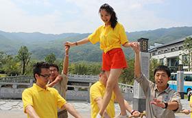三润集团(二)拓展培训拓展培训,拓展训练,上海众基成功案例,三润集团,何作魁案例