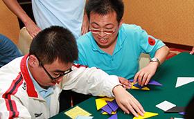 上海孩思乐商贸有限公司2010年拓展培训孩思乐,拓展培训活动,拓展培训,拓展活动,周琳娜案例