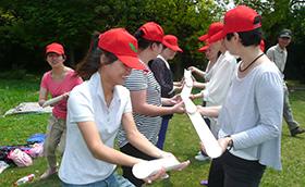 上海核工程研究所2010拓展训练上海核工程研究所,拓展培训活动,拓展培训,拓展活动,周琳娜案例