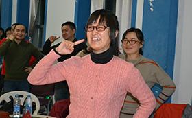 上海宝钢2010年拓展培训宝钢集团,体验式拓展,拓展训练,拓展活动,周琳娜案例
