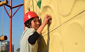 松下空调2010年度体验培训松下电器,拓展训练活动,拓展训练,拓展活动,周琳娜案例