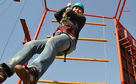 诺华赛分离技术(上海)2010年拓展诺华赛,拓展训练,拓展活动,拓展训练活动,周琳娜案例