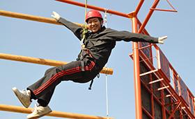 上海吉泰电阻2009年拓展训练上海吉泰,拓展训练活动,拓展活动,拓展训练,韦红光案例