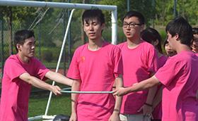 上海卓创国际工程设计有限公司2010年拓展卓创国际,拓展训练活动,拓展训练,拓展活动,周琳娜案例