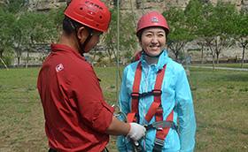 中国移动2010年拓展培训中国移动,拓展培训,拓展培训活动,拓展活动,韦红光案例