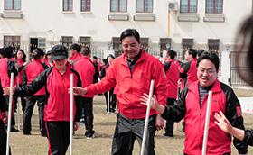 深圳华为通信有限公司2009年拓展训练华为,拓展训练活动,拓展活动,拓展训练,韦红光案例