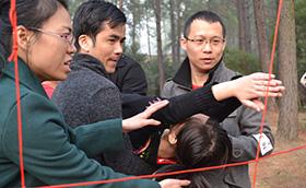 国家电网2010年定向拓展国家电网公司,拓展培训,拓展培训活动,定向拓展,韦红光案例