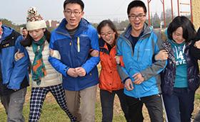 上海市第七人民医院麻醉科拓展训练上海市第七人民医院,体验式拓展训练,拓展训练,体验式拓展,韦红光案例