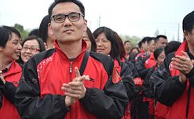 依格斯北京医疗科技2009拓展活动依格斯,拓展活动,户外拓展,户外拓展活动,韦红光案例