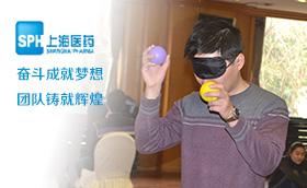 上海医药分销控股2013团队合作拓展培训
