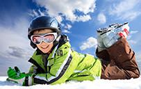 """""""冰河世纪""""——滑雪素质拓展冬令营"""
