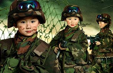 众基猎人学校军事励志夏令营