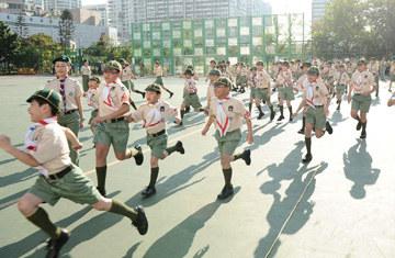众基猎人学校军事体验夏令营