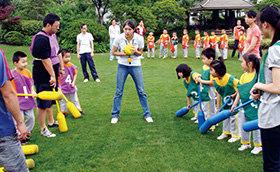 儿童拓展培训师培训11.16-11.22日开班,全国首创儿童拓展项目!