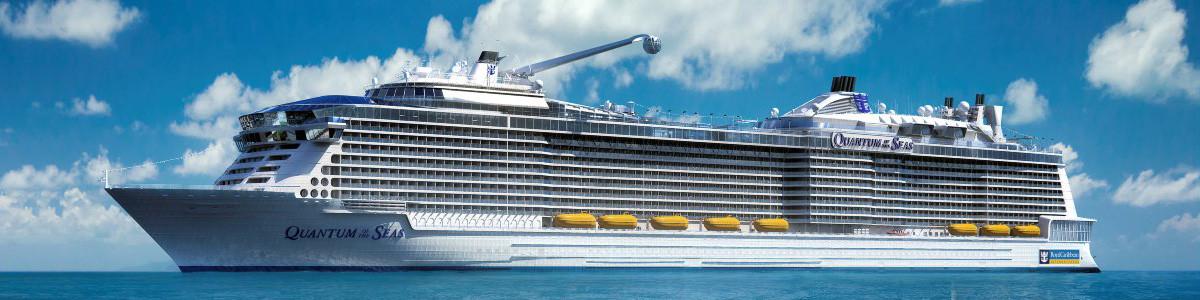 皇家加勒比邮轮海洋量子号