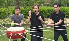 2016年凤凰网华东区拓展训练
