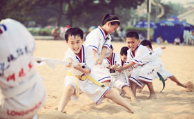 拓展训练对青少年的重要作用