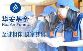 华安基金管理有限公司2016户外拓展培训活动
