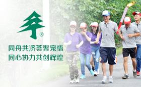 江苏恒丰强宠物团队夏季拓展训练