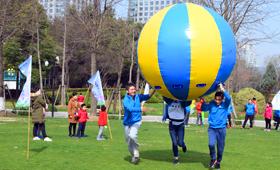 春季特色趣味运动会