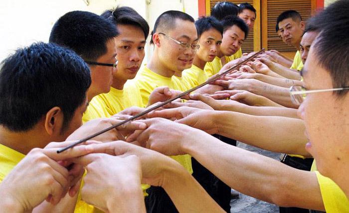 团队有没有默契 拓展训练的经典项目就能看出来 拓展训练,拓展培训,拓展训练公司
