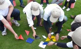 拓展训练项目——七巧板