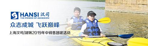 上海汉司/凝瑞2019年中销售团建活动