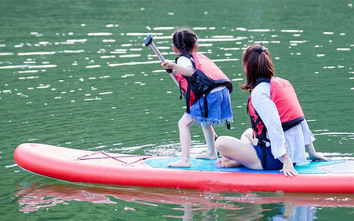 公司HR不得不知道的高端团建 团建,上海众基,水上桨板,冰壶