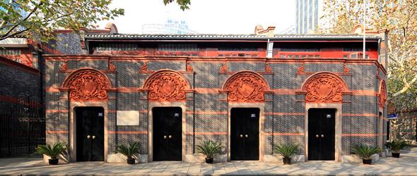 上海中共一大會址